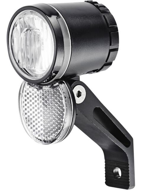 Trelock VEO 20 LUX Dynamo Oświetlenie czarny